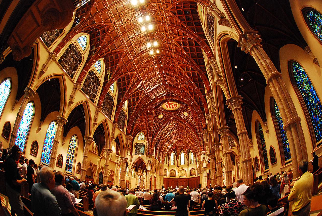 Kościoły w Chicago
