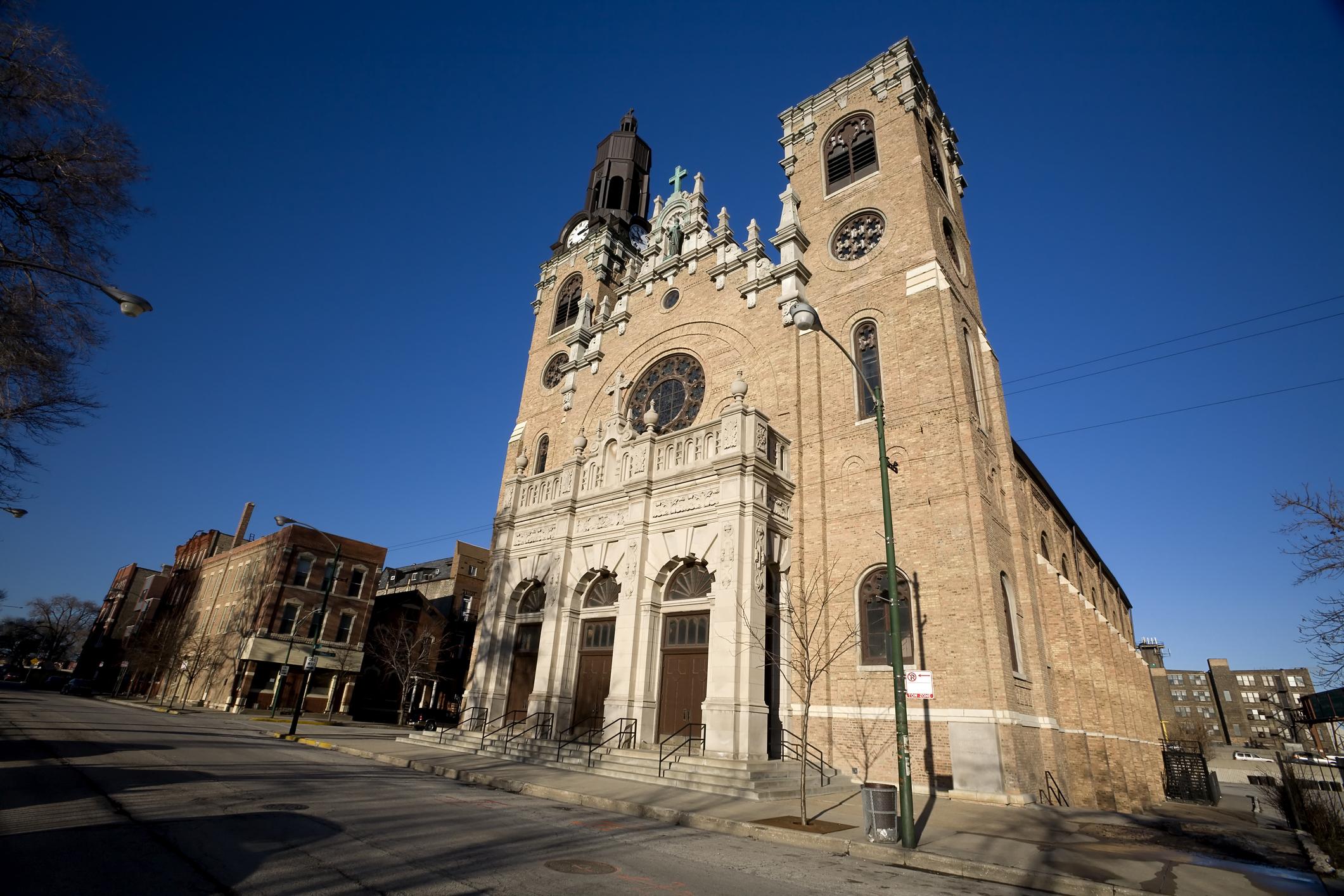 Parafia św. Stanisława Kostki w Chicago